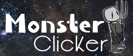 Logo Monster Clicker